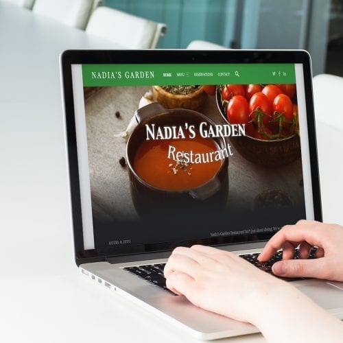 Nadia's Garden