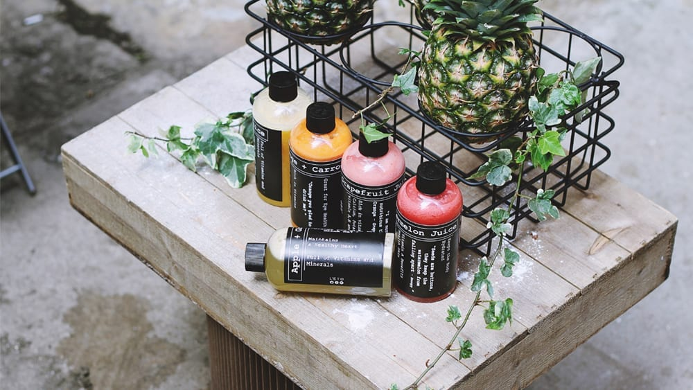 O Design aplicado no sector das embalagens de produto.