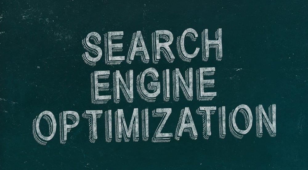 Ausência de Search Engine Optimization (SEO) - Landing Page