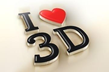 Logotipo 3D mockup projetos branding - gratuito
